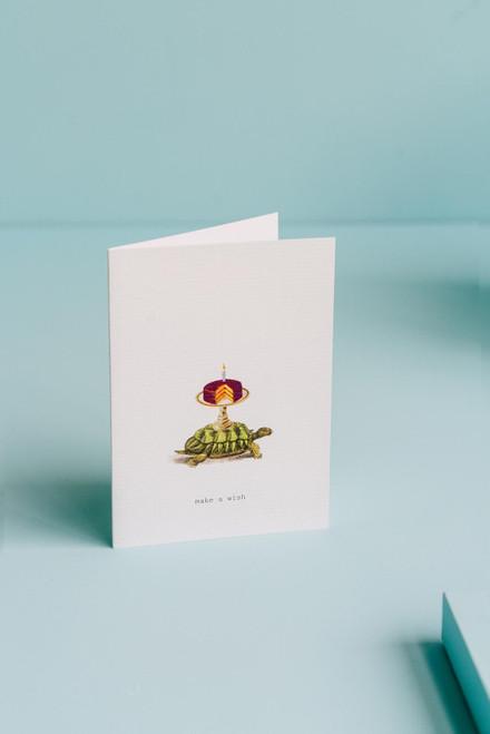 Tokyo Milk Greeting Card - Make a Wish