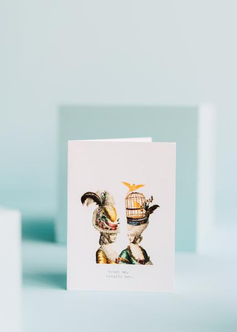 Tokyo Milk Greeting Card - Totally Hot!