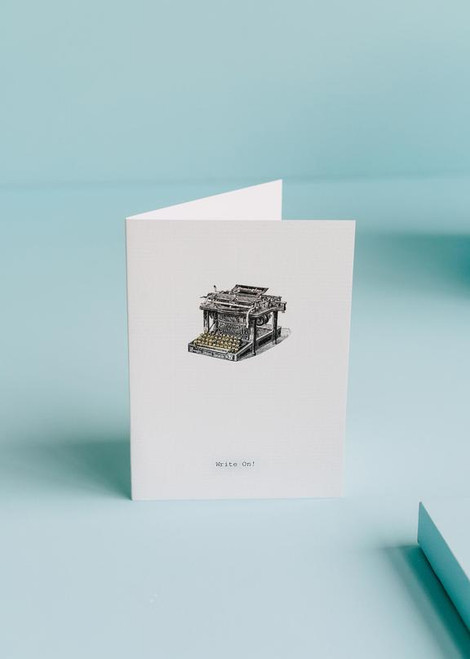Tokyo Milk Greeting Card - Write On