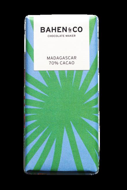 Bahen and Co Chocolate - Madagascar 70% single origin