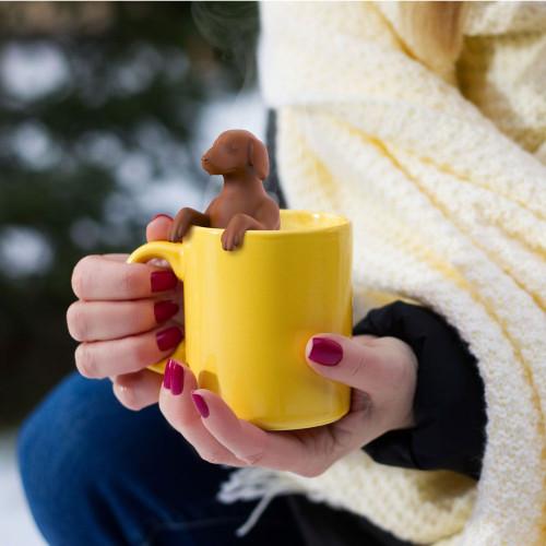 FRED Tea Infuser - Hot Dog!