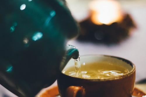 Tea Tasting Flight @ Home - The Greens