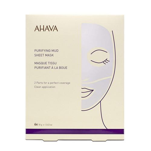 AHAVA Purifying Mud Sheet Mask
