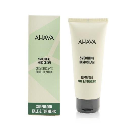 AHAVA Superfood Kale and Tumeric Soothing Hand Cream
