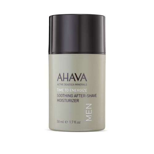 AHAVA Mens Soothing Aftershave Moisturizer