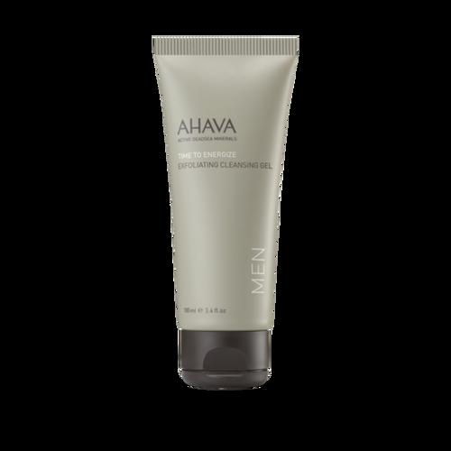 AHAVA Mens Exfoliating Cleansing Gel