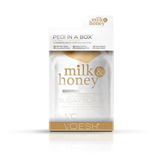 VOESH Pedi In A Box Ultimate 6 Step - Milk & Honey