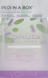 VOESH PEDI IN A BOX ULTIMATE 6 STEP - Sage Fullness