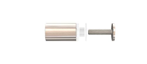 A00089, SDK212BN, KSM-BN, Single Knob, Brushed Nickel