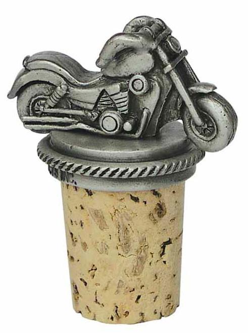 Motorcycle Bottle Stopper