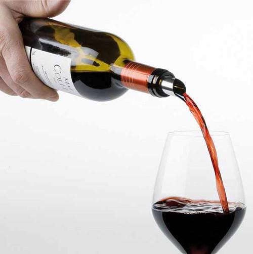 Drop Stop Wine Pourers