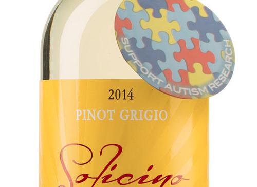 Solicino Pinot Grigio 750mL