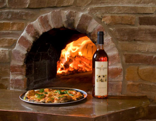 Our brick oven is calling you!