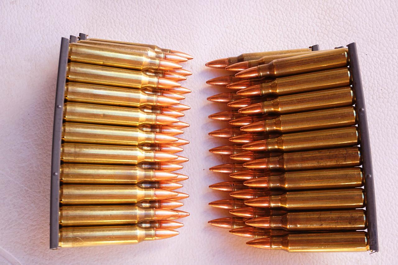 best ammo for 2 gun match,