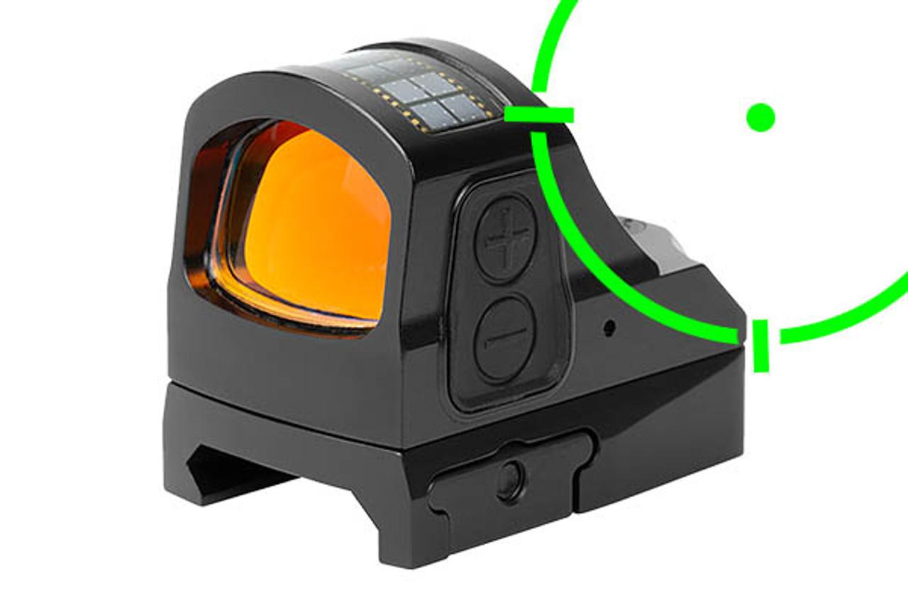 507CGRV2 Green Circle Dot version 2