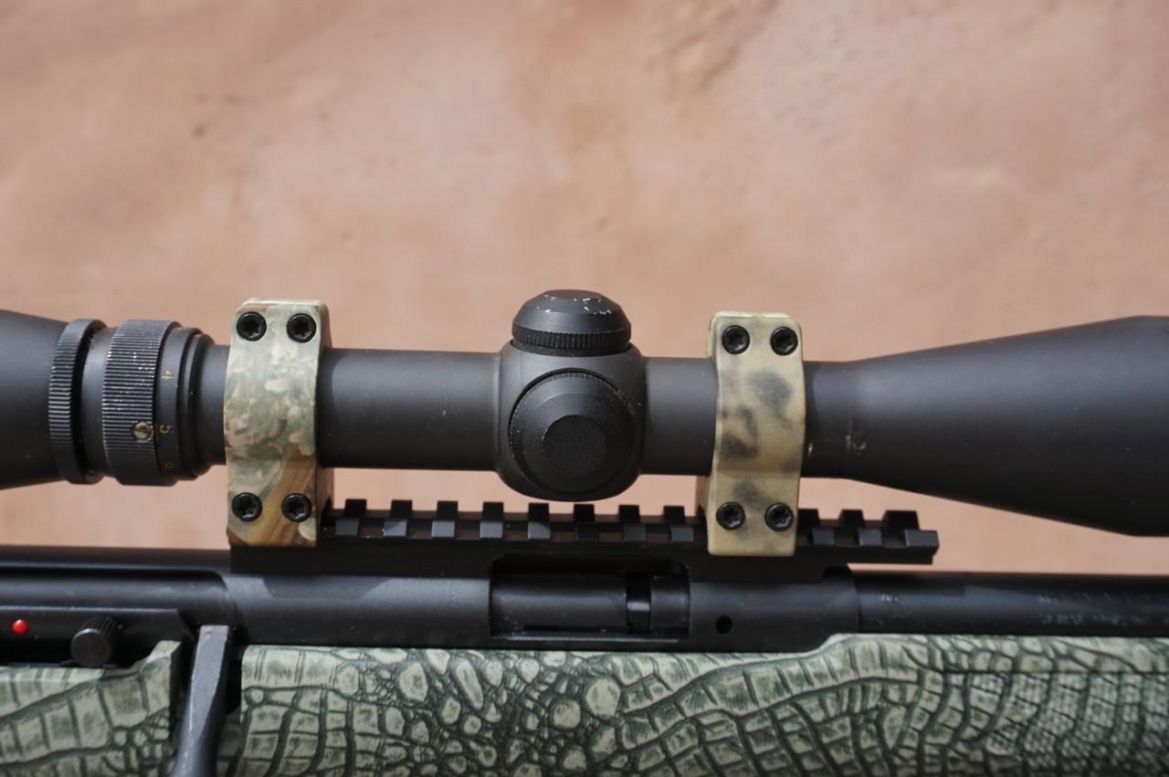 Kings Desert Camo 1 inch scope Rings