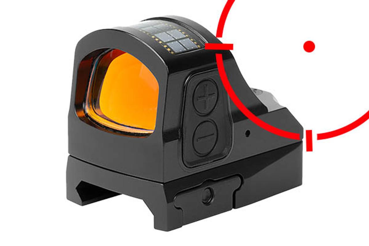 Holosun 507 v2 fits RMR cut slides