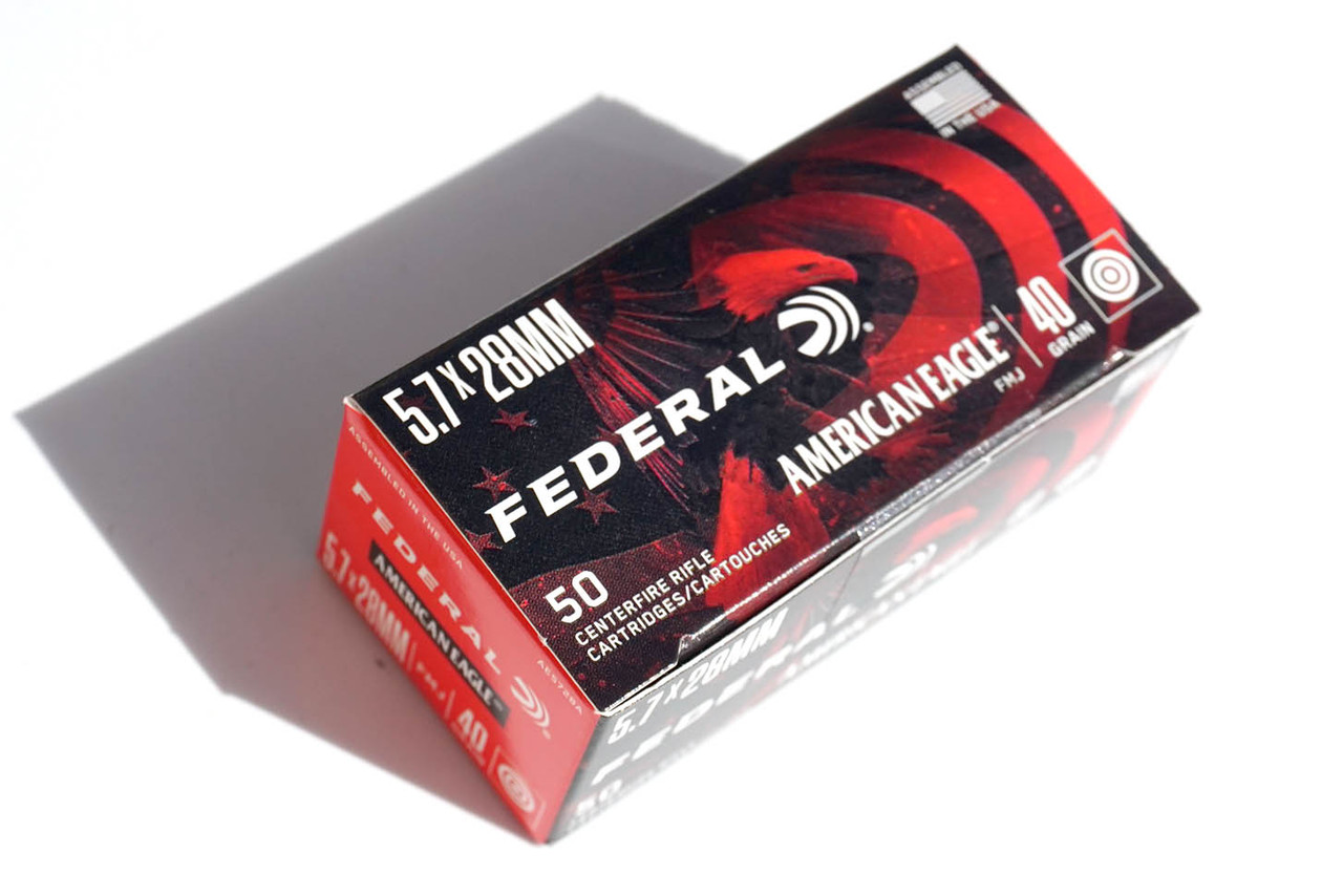 Cheapest 5.7x28mm ammo available.