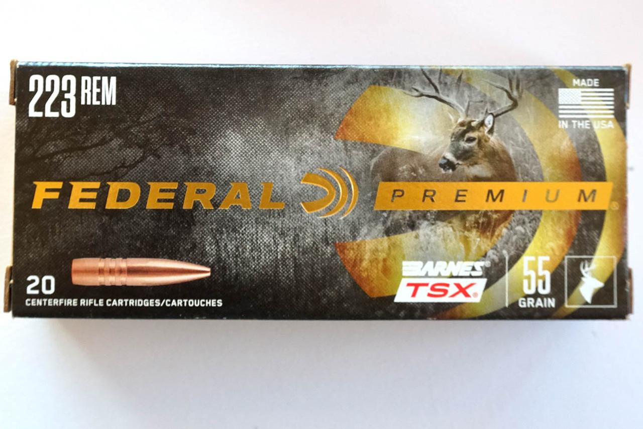 223 55 Grain TSX Defensive / Hunting
