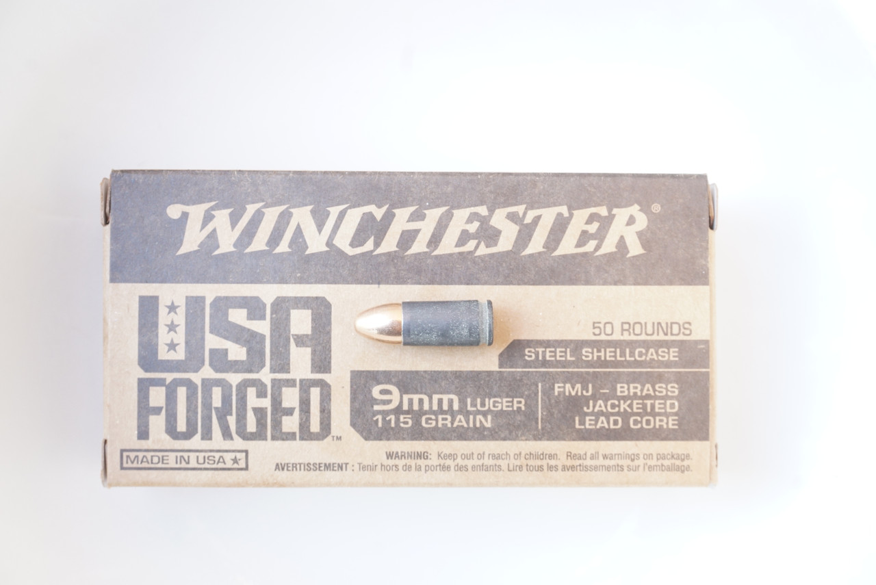 USA Forged 9mm
