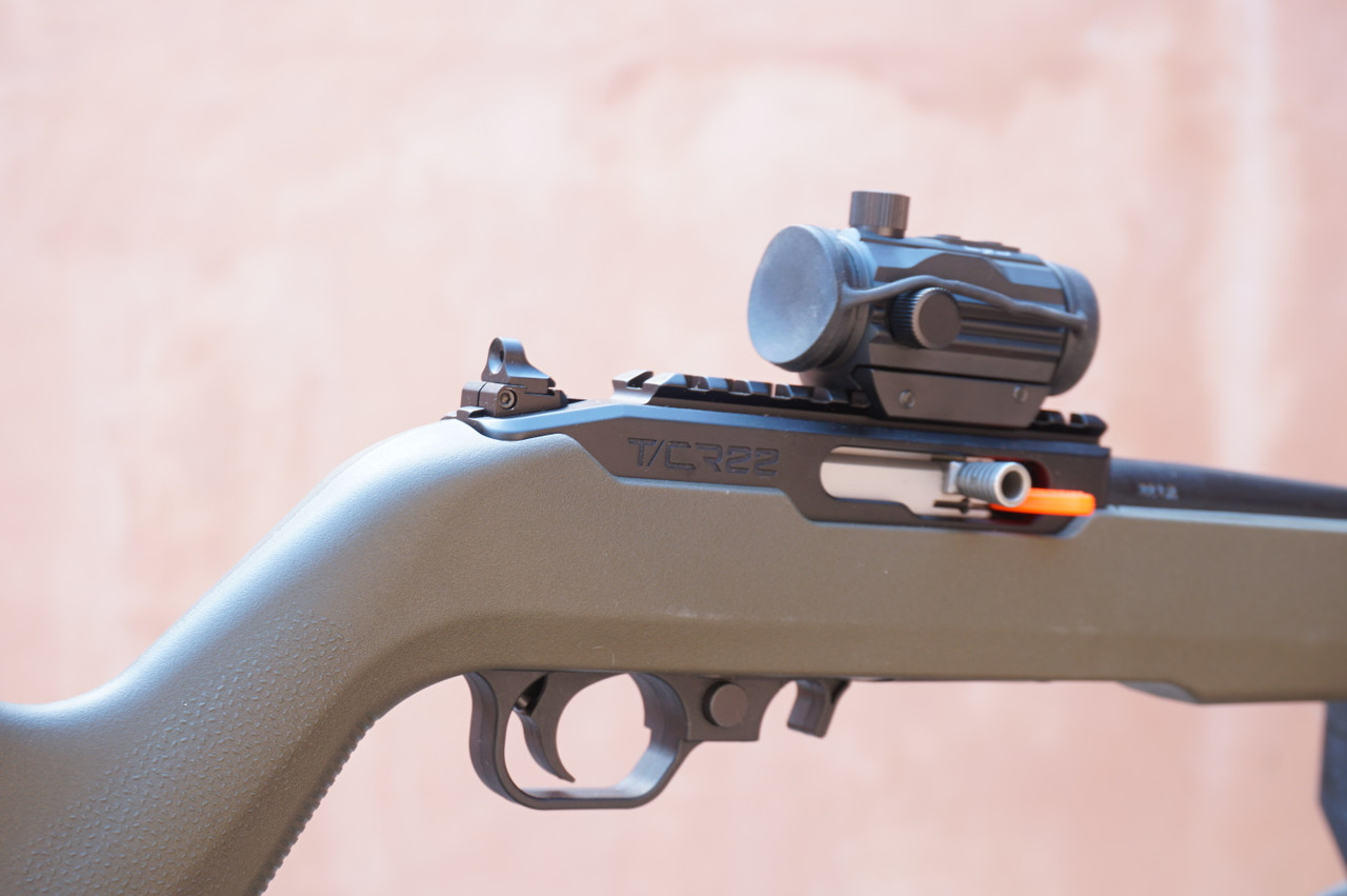TCR 22 Package Threaded 22LR