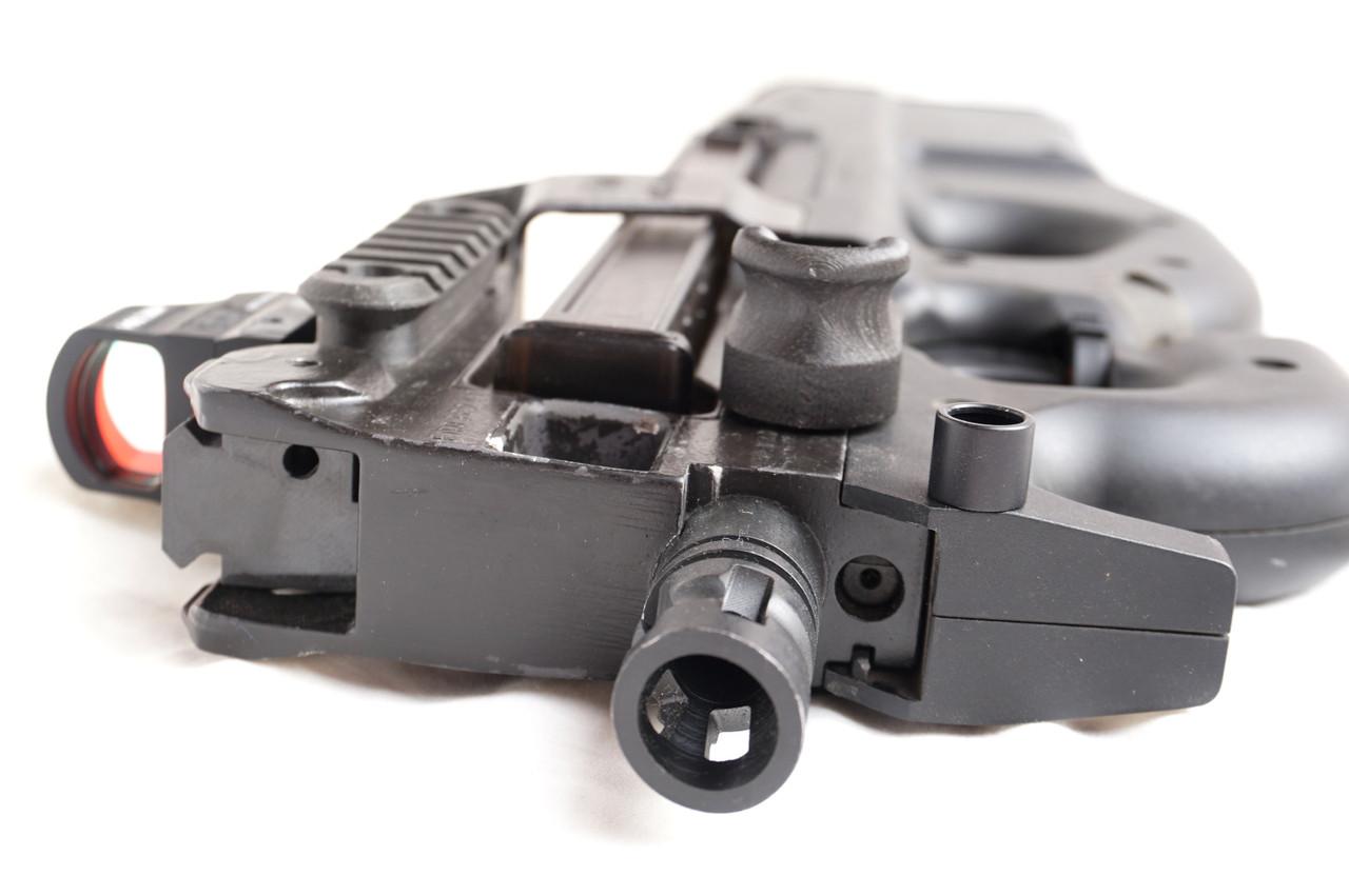 P90 QD sling mount.