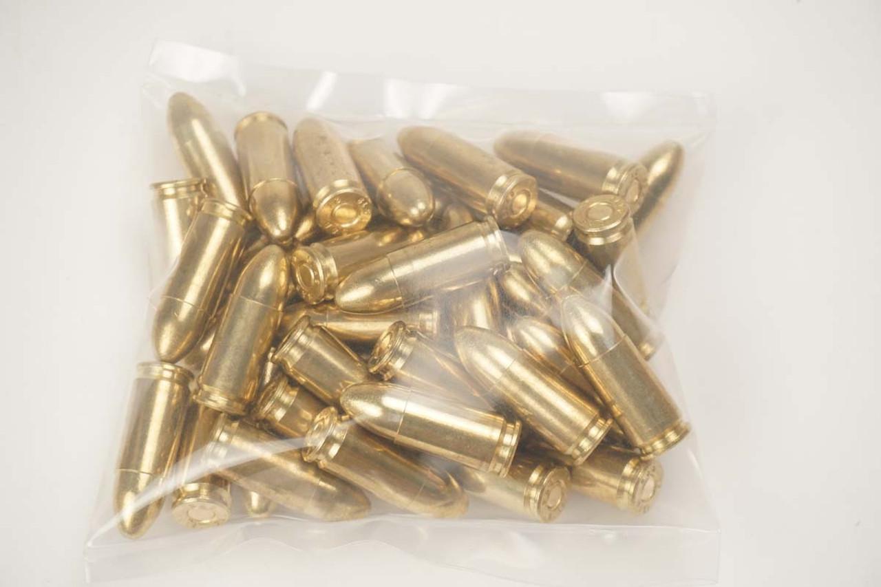 40 rounds Sellier & Bellot 115 grain FMJ