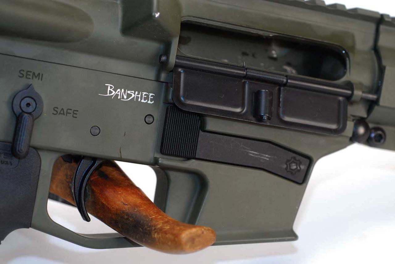 CMMG Banshee 9mm no barrel no bolt