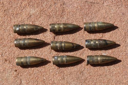 Vietnam Era M18 Smoke Grenades