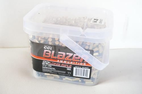 22LR CCI Blazer 1500 Round Bucket
