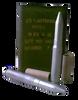 Aluminum 20mm Dummy Round Individual