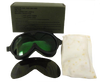 Genuine Govt Issue Military Sun, Wind, and Dust Goggles