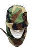 Genuine Military Issue Cold Weather Cap/Helmet Liner Woodland Size 7