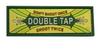 PVC MORALE PATCH - DOUBLE TAP