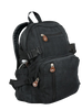 VINTAGE MINI BACKPACK - BLACK