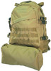 Red Rock MOLLE Engagement Pack Coyote