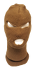 Acrylic Ski Mask Coyote Tan