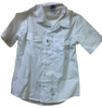 U.S. Navy white shirt size large
