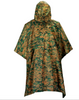 5ive Star Gear GI Spec Woodland Digital Rip-Stop Poncho
