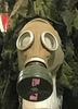 Adult's Gas Mask Model GP-5