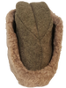 Swedish Military Wool and Sheepskin Hat Size 56