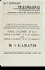 M1 GARAND MANUAL/BK068