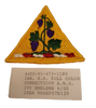 Military Issue Insignia S.S. Full Color Connecticut A.N.G. (Air National Guard)