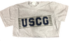 Coast Guard Physical Fitness T-Shirt Size Small