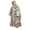 South American Camo Poncho