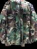 Military Issue M65 Woodland Field Jacket Medium