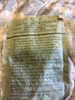 GI Issue ACU Wet Weather Poncho Liner Used