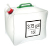 Sona Enterprises 3.75 Gallon (15L) Collapsible Water Carrier with Handle