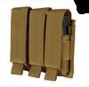 Condor Outdoor Triple Pistol Mag Pouch MA52