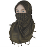 5ive Star Gear Coalition Desert Shemagh Face Mask Scarf OD/Black